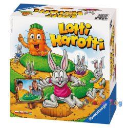 Lotti Karotti társasjáték