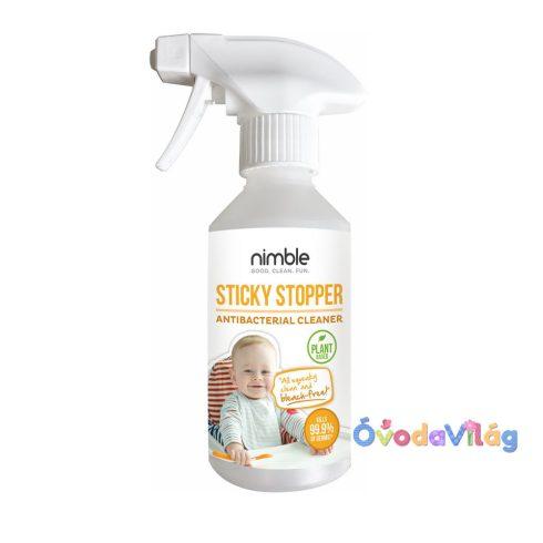 Antibakteriális tisztítószer 250 ml növényi eredetű Nimble
