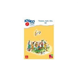 Logico Primo feladatkártyák - Tavasz, nyár, ősz, tél