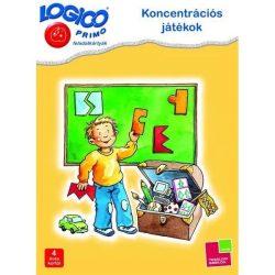 Logico Primo feladatkártyák - Koncentrációs játékok