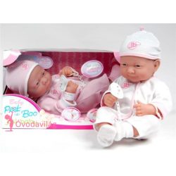 Újszülött baba-Peek a Boo