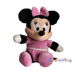 Minnie egér plüssfigura 20 cm-ovodavilag.hu