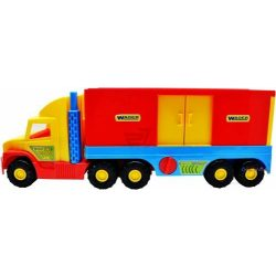 Wader Szuper kamion konténerrel 80 cm-ovodavilag.hu