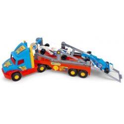 Super Truck F1 Csapatszállító kamion-Wader