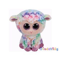 Boo plüssfigura csillogó szemű bárány - ovodavilag.hu