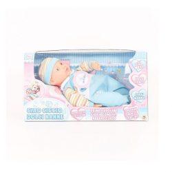 Újszülött baba kék