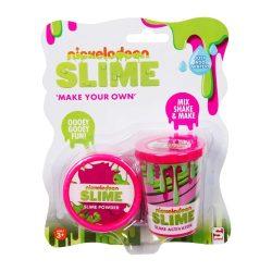 Csináld magad Slime készlet pink színű