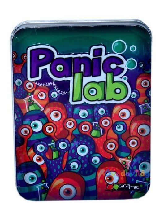 Panic lab társasjáték-Gigamic