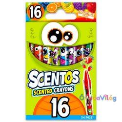 Scentos 16 darabos illatos zsirkréta-ovodavilag.hu