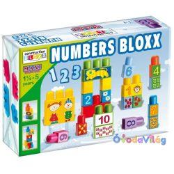 Maxi Blocks számos építőkocka kicsiknek