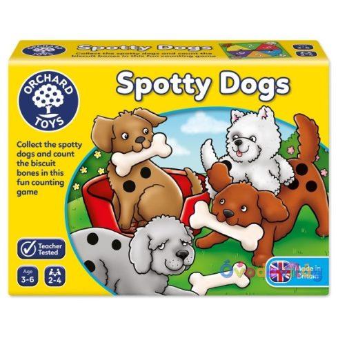 Pöttyös kutyák társasjáték Orchard Toys
