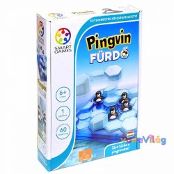 Pingvin fürdő logikai játék-Smart Games