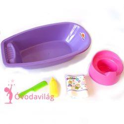 Baba fürdető-D-toys