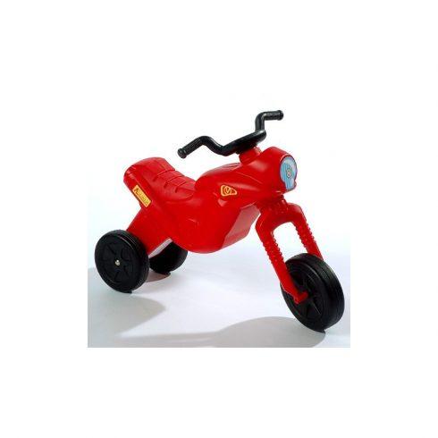 Lábbal hajtós motor piros