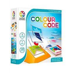 Color Code Szín-kép játék-Smart Games