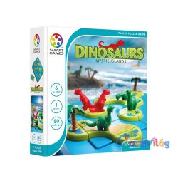 Smart Games Dinoszauruszok - Varázslatos szigetek logikai játék-ovodavilag.hu
