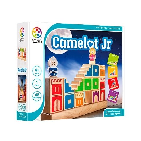 Camelot Juinor logikai játék-Smart Games