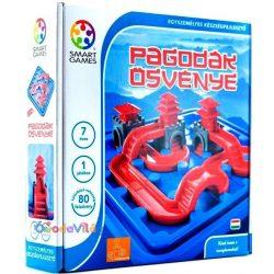 Pagodák ösvénye útépítő logikai játék Smart Games