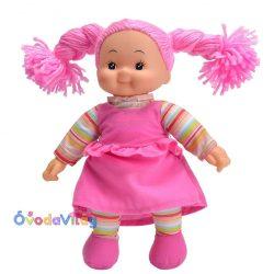 Rongybaba rózsaszín Cheeky Dolly Simba
