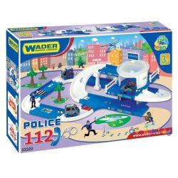 Wader Rendőrállomás autópálya 3D