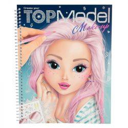 TopModel Make-Up tervező füzet