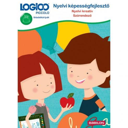 Logico Piccolo Nyelvi kreatív szórendező