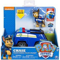 Mancs őrjárat Chase átalakuló rendőrautó - Spin Master - ovodavilag.hu