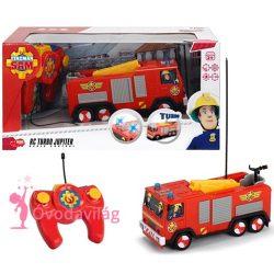 Sam a tűzoltó játék Jupiter távirányítós autó