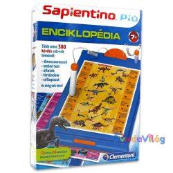 Clementoni: Sapientino Enciklopédia-ovodavilag.hu
