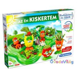 Clementoni tudomány és játék: Az én kiskertem-ovodavilag.hu