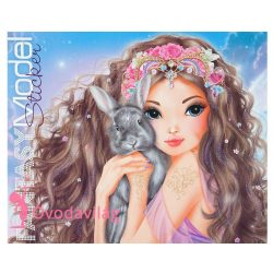 Fantasy Princess Matricás füzet