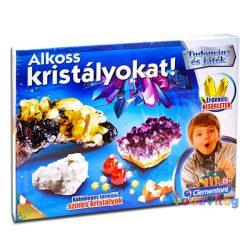 Clementoni: Alkoss kristályokat-ovodavilag.hu