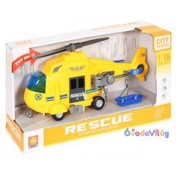 Játék mentőhelikopter hanggal és fénnyel-ovodavilag.hu