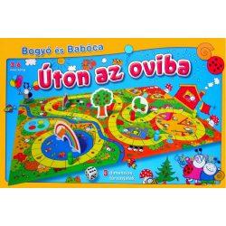 Bogyó és Babóca-Úton az oviba társasjáték