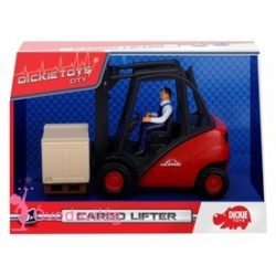 Cargo villás targonca - Dickie Toys