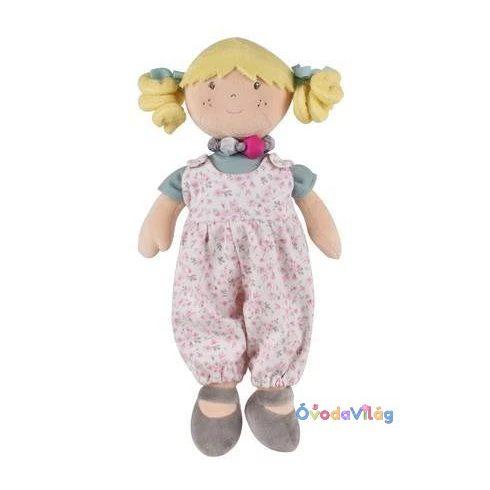 Lucy - játékbaba természetes pamutól