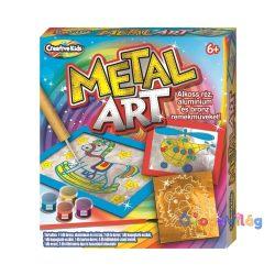 Metal Art kreatív szett-Creativ Kids