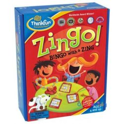Zingó a Bingó - ThinkFun társasjáték