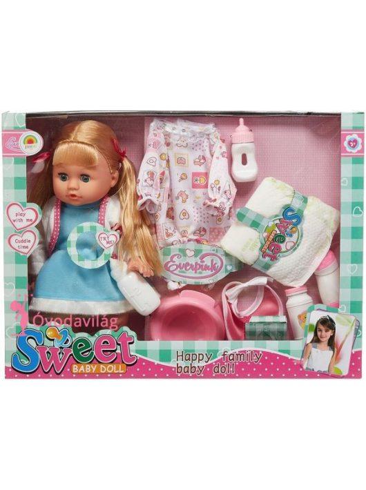 Hajas baba interaktív - Sweet Baby