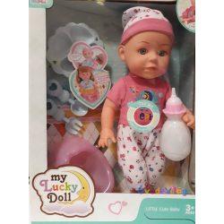 Csecsemőbaba interaktív