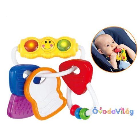 Tanuló kulcsok baba játék Hola