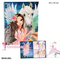 TopModel Fantasy ruhatervező könyv