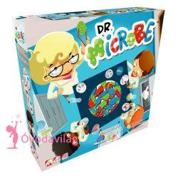 Dr. Microbe logikai társasjáték