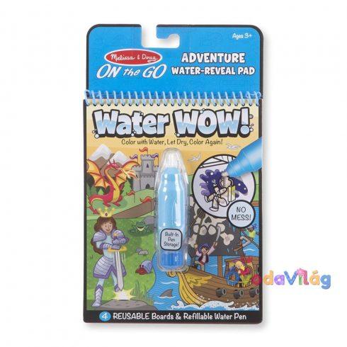 Melissa & Doug Kreatív játék Rajzolás vízzel kalandozás