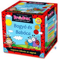 Brainbox Bogyó és Babóca társasjáték