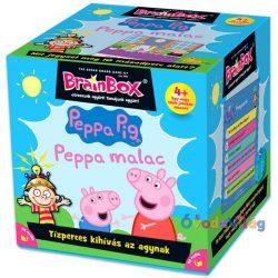 Brainbox Peppa Malac társasjáték