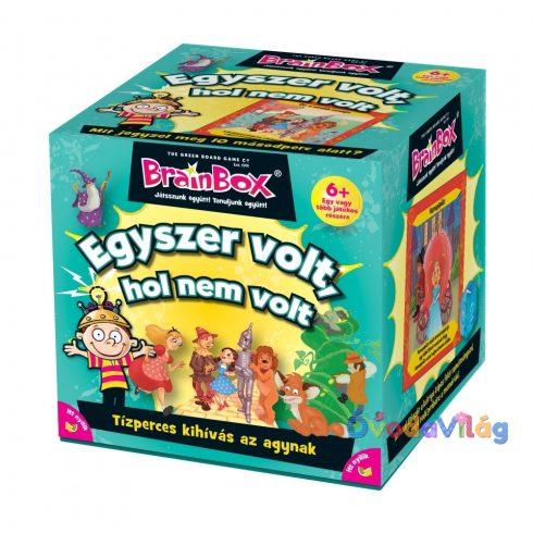 Brainbox Egyszer volt, hol nem volt oktató játék - ovodavilag.hu