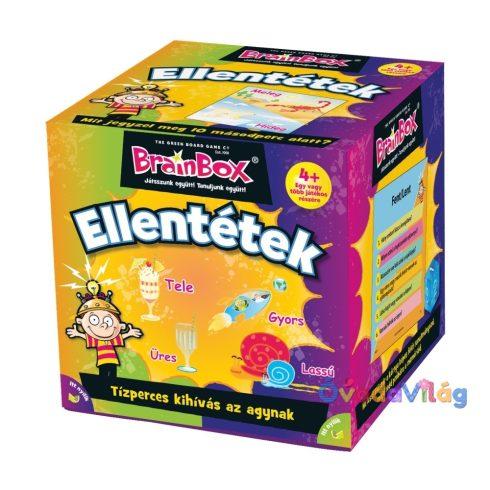 Brainbox Ellentétek oktató játék - ovodavilag.hu