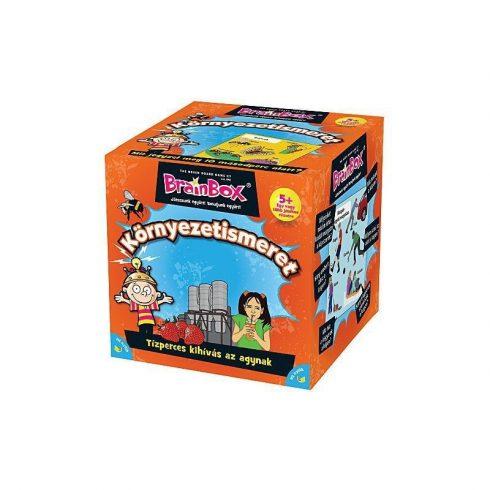Brainbox-Környezetismeret társasjáték