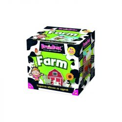 Brainbox-Farm társasjáték